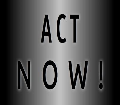 Act Now En 400 x 350