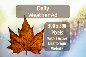 Daily Weather Ad 300 x 200 En (Actual Size)