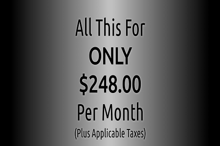 Only $248.00 Per Month En Actual Size 450 x 300
