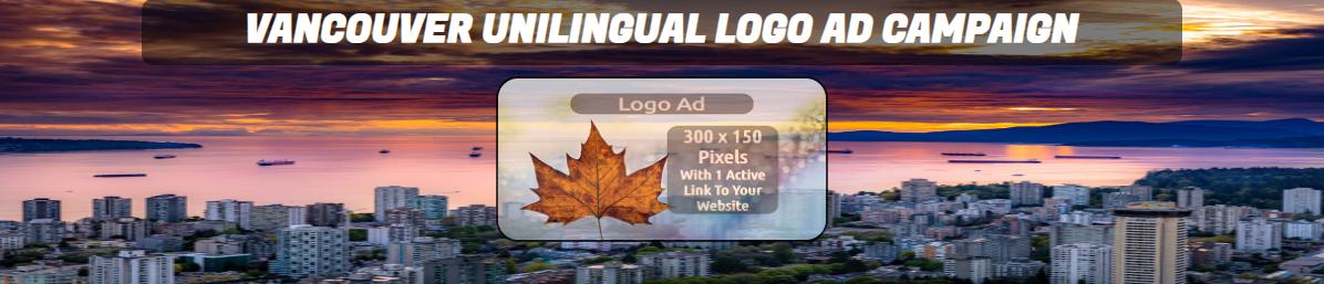 Unilingual Logo Ad Campaign