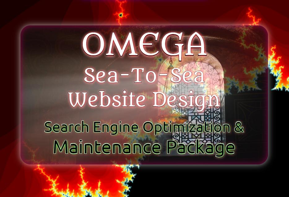 OMEGA Sea-To-Sea Logo
