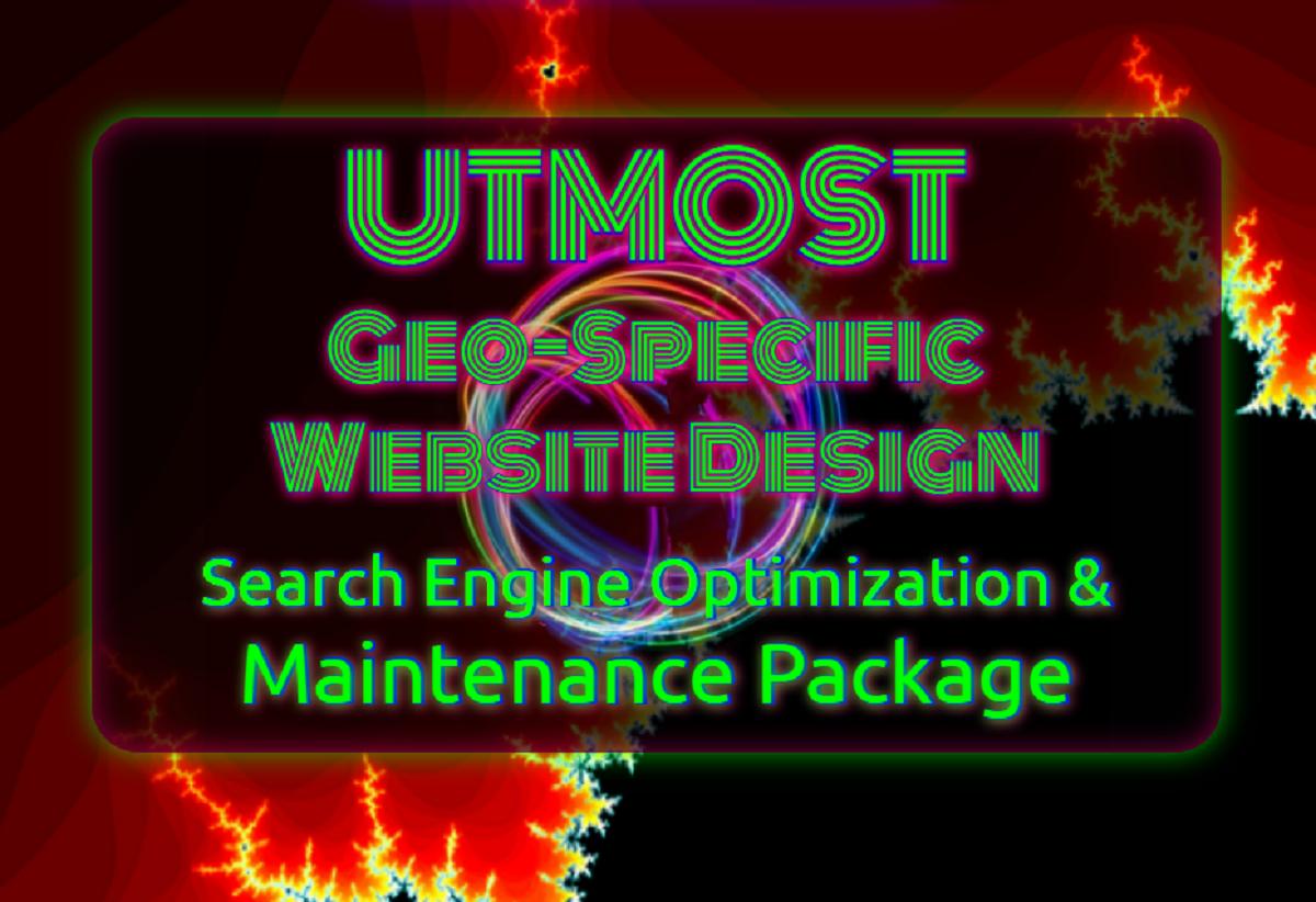 UTMOST SEO Package Logo 1200 x 800