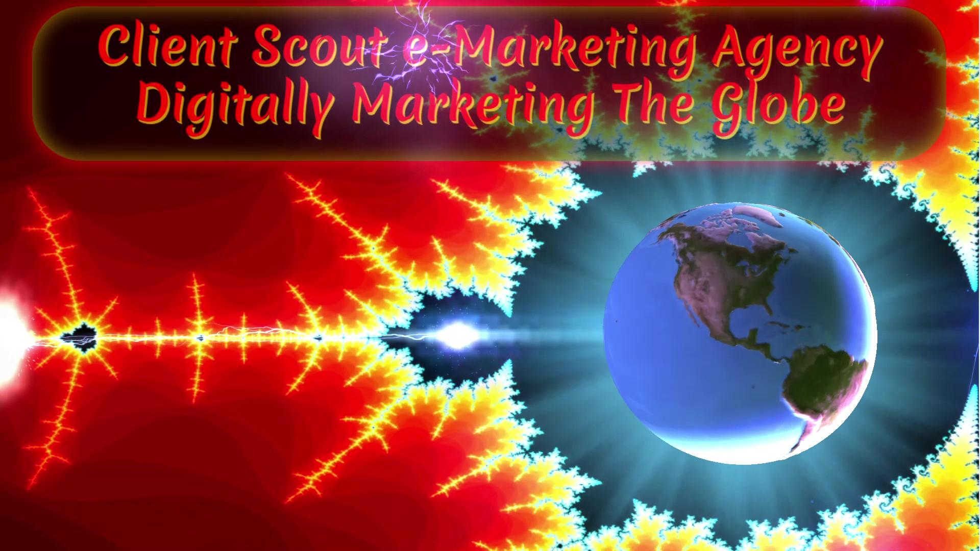 Digitally Marketing The Globe Logo 2